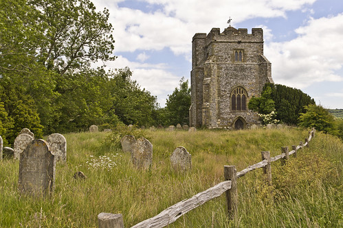 building tree tower church grave graveyard grass architecture fence sussex nationalpark outdoor rustic gravestone southdowns lewes hamsey