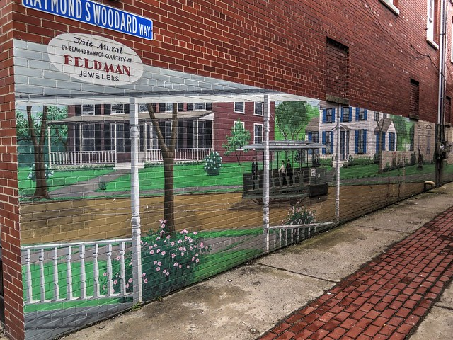 Wall Mural @ Franklin, PA