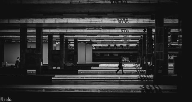 Stazione Termini - Roma, Italia