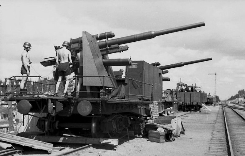 8,8 cm Flak 36, 88 mm