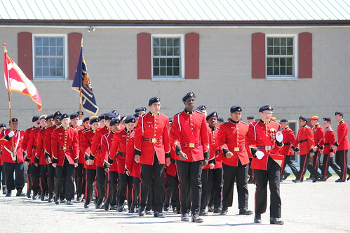 Robert Land Academy's 35th Annual Inspection (Open House) - May 31, 2014