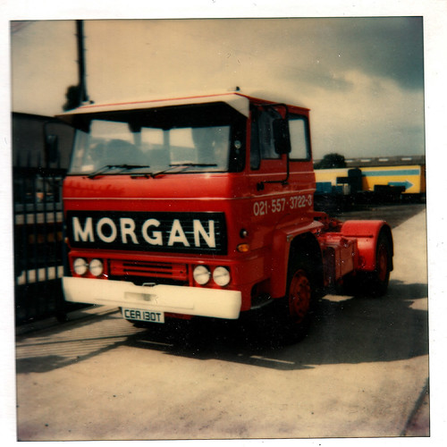 Morgan Transport, Tipton | by Keltruck Scania