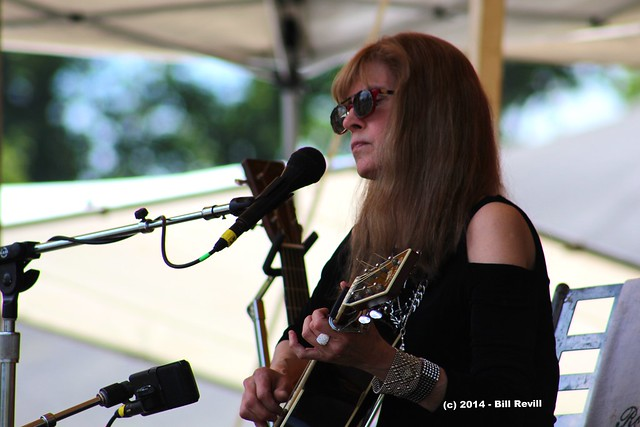 Rory Block at the Clearwater Festival
