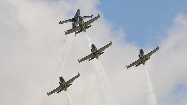Close Call By Breitling Display Team ...