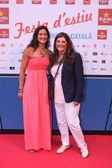 Sandra Sánchez i Natalia Alexandre