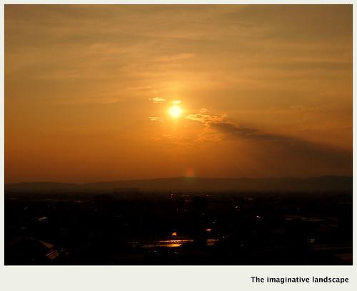 sunset nature japan nara yamato 大和 olympuspenep3 ealabo 磯城 theimaginativelandscape fuwaryôsuke