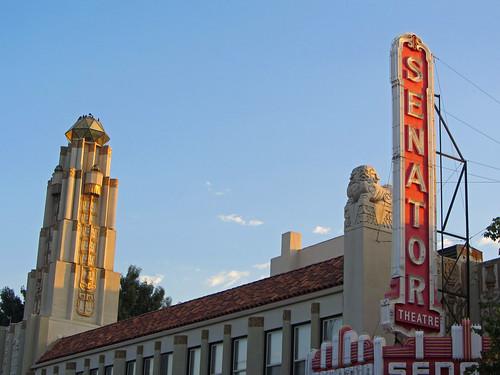 california usa sunrise theater theatre chico senatortheater