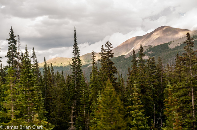 Mountains of Colorado Rockies   2014