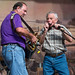 Jamie Berzas and the Cajun Tradition Band at the Liberty Theater Sept. 6, 2014
