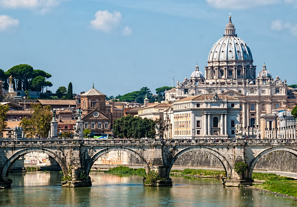 Rome Travel Guide, Monastery Stays