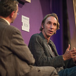 Will Self discussing his new novel Shark |