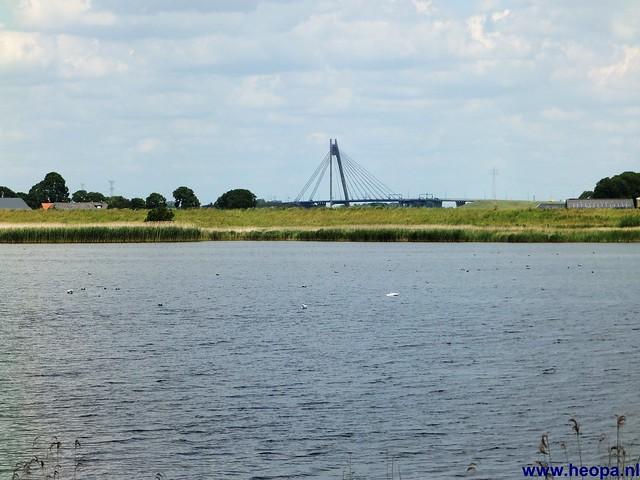 12-06-2014 Dronten Roggebotzand  20 Km (42)