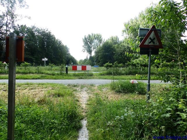 12-06-2014 Dronten Roggebotzand  20 Km (28)