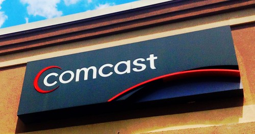 Comcast, | by JeepersMedia