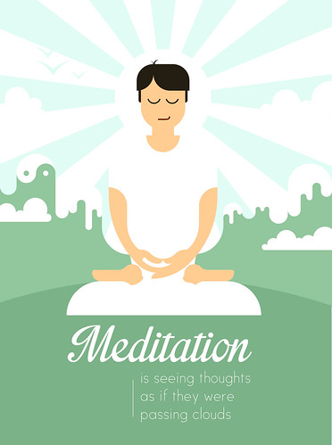 Meditation | by Victor Tondee