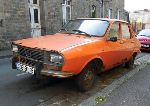 Renault 12 TL | by Spottedlaurel