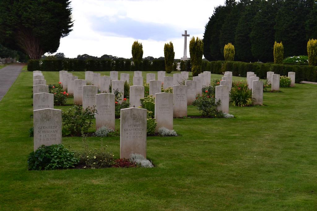 59 Luftwaffe Graves