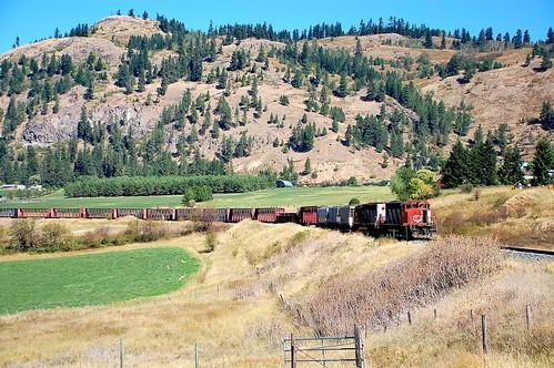 cn bc diesel okanagan locos 5305 5273 spallumcheen grandviewflats