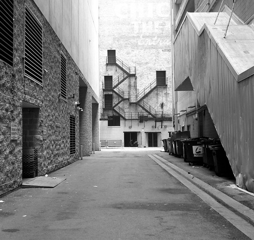 """Image titled """"Alley, Chicago."""""""