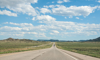 On the road in southeast Colorado | by Snap Man