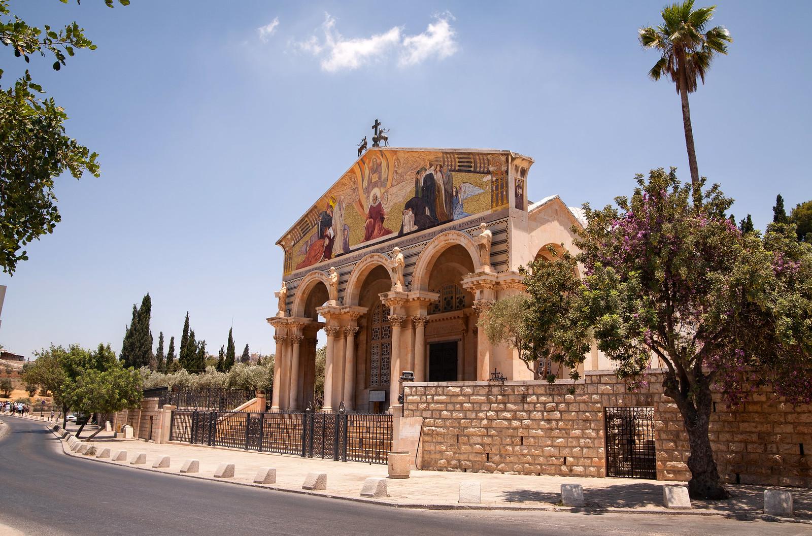 Jerusalem_Church of All Nations_Noam Chen_IMOT
