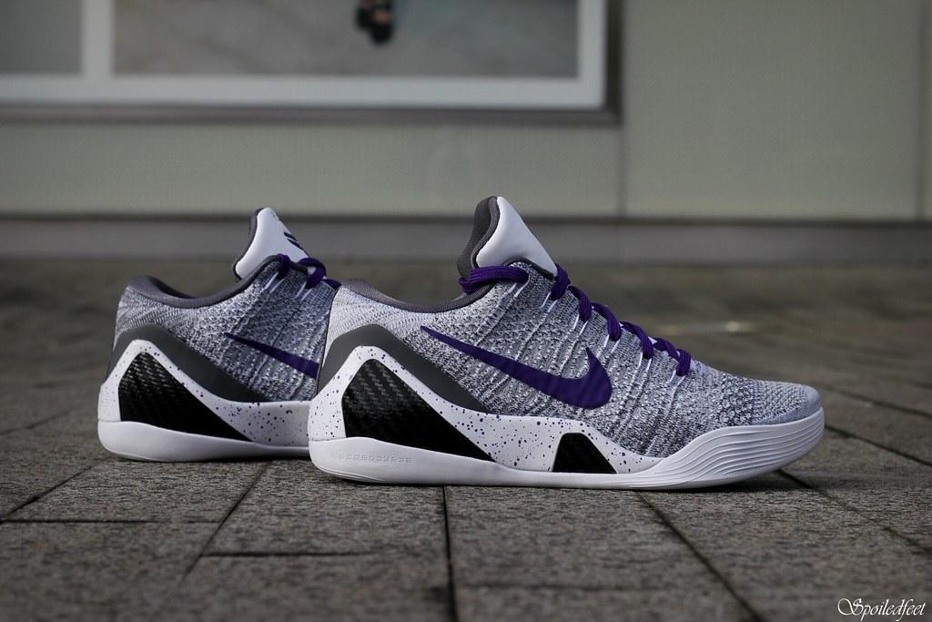 100% authentic 8a393 90547 ... Nike Kobe 9 Elite Low ID