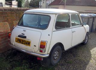 1980 Austin Morris Mini HL | by Spottedlaurel