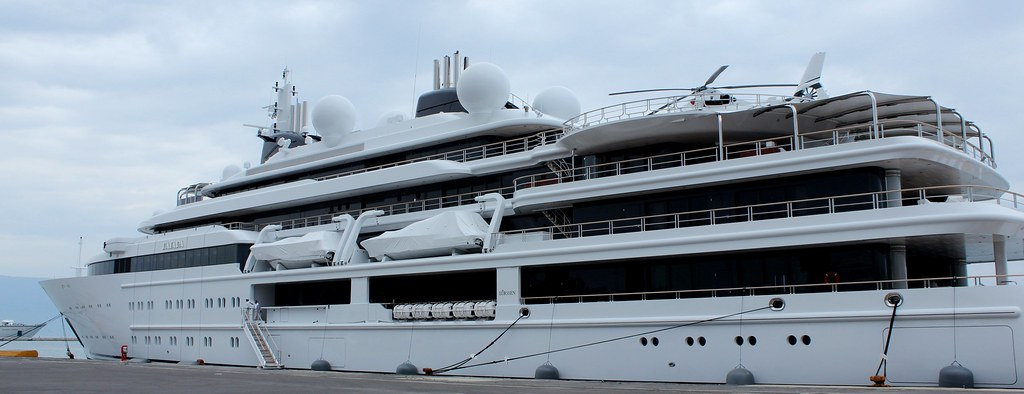 Katara Superyacht Superyacht Katara Is One Of The World S Flickr