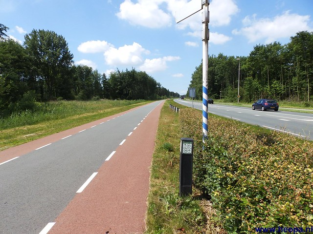 12-06-2014 Dronten Roggebotzand  20 Km (36)