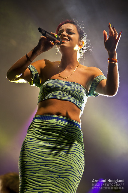 Lilly Allen @ Indian Summer