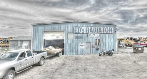 shop trek store google garage wyoming hdr highdynamicrange streetview panamerican gillette wy photomatix gsv googlestreetview edsradiator