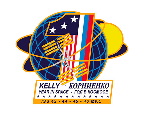 jsc2014e077266 ISS Long-Duration Mission Insignia   by NASA Johnson