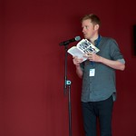 Colin Barrett reads from Young Skins at the Edinburgh International Book Festival |