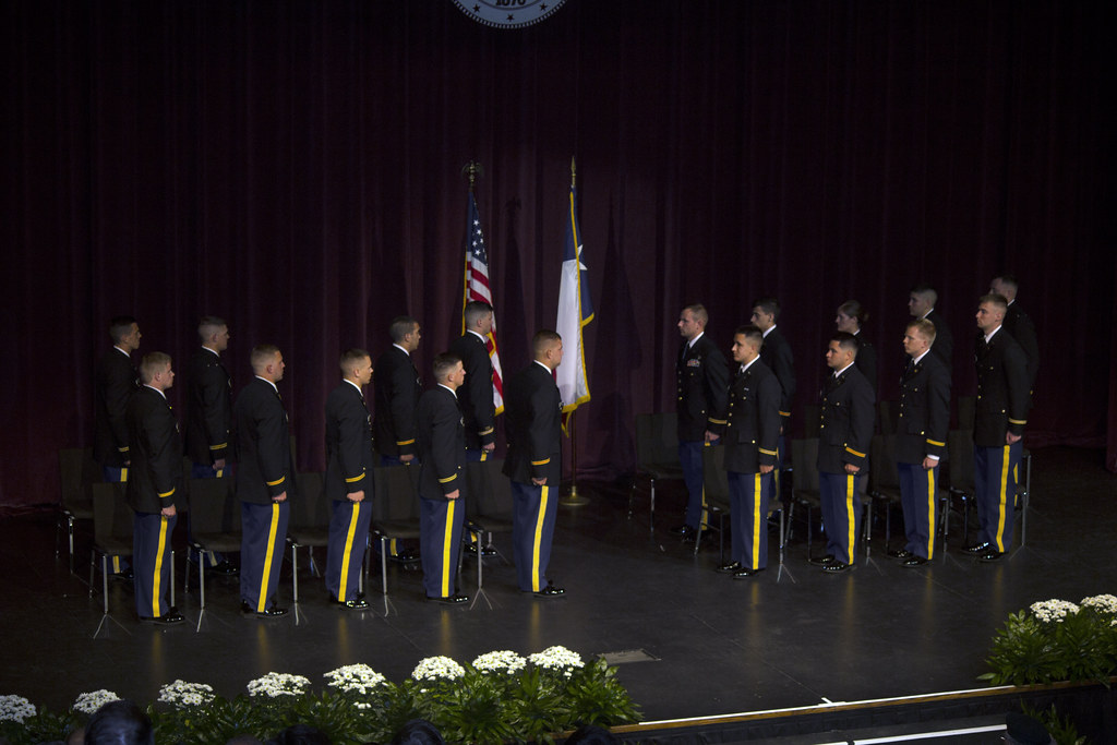 Army ROTC Commissioning August 2014
