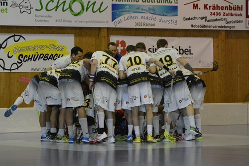 Herren II - UHC Bowil Saison 2013/14