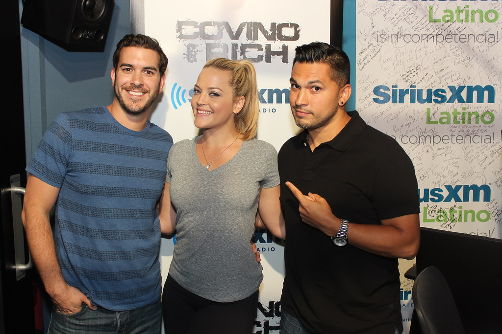 Alexis Texas On The Covino  Rich Show  Visiting The Cr -5486