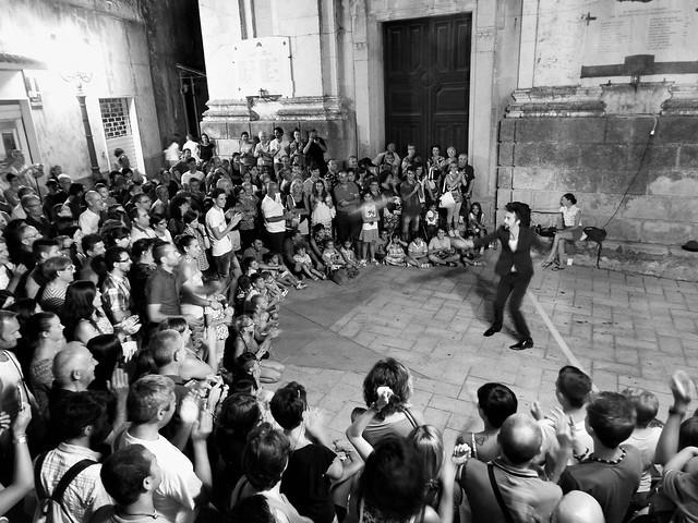 Festival degli artisti di strada 2014, Stignano (RC)