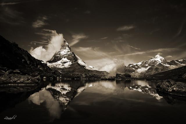 Riffelsee, Zermatt/Matterhorn