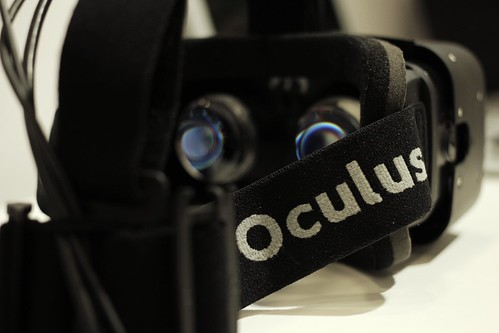 Oculus RIft Crystal Cove prototype | by pestoverde