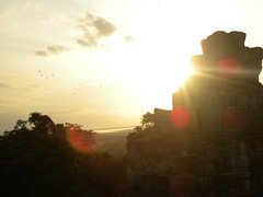 Sunset at Phnom Bakheng Angkor Thom - 18