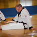 Sat, 09/13/2014 - 09:35 - Region 22 Fall Dan Test, held in Hollidaysburg, PA, September 13, 2014.  Photos are courtesy of Mrs. Leslie Niedzielski, Columbus Tang Soo Do Academy.