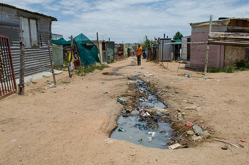 Diepsloot-L-ResettlementCampaign-25Jan13 - 54 | by Niko Knigge