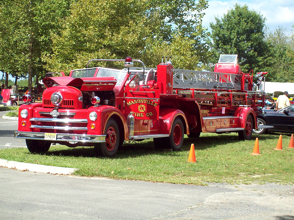 Seagrave Fire Apparatus >> 1951 Seagrave Fire Truck A 1951 Seagrave Model 66 Open Cab Flickr