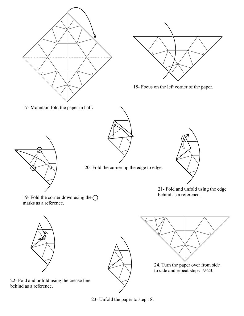 Origami Burr Puzzle page 4 | Para Yadira  Well, here it is g