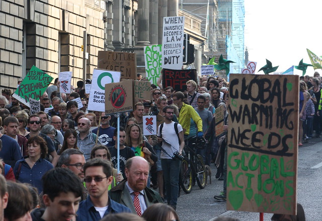 People's Climate Change March