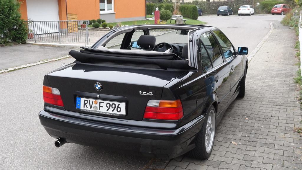 Kupujemy Bmw E36 318i Baur Cabriolet Doniosrc Flickr