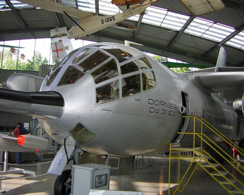 Dornier Do 31E3 2