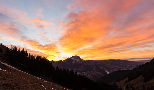 2016 coucherdesoleil fribourg hiking landscape montagne mountain paysage randonnée saison season suisse sunset switzerland gruyères ch