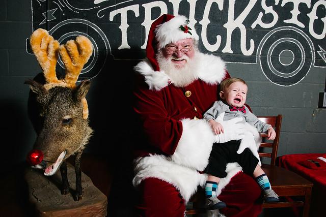 Santa & Max