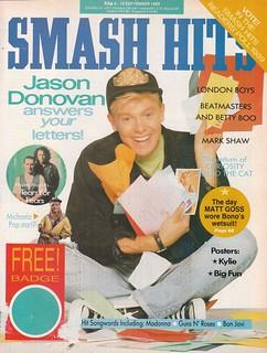Smash Hits, September 06, 1989